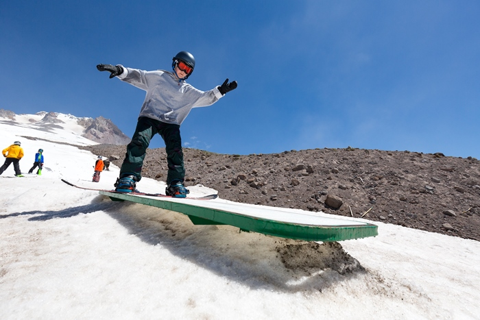 Mt Hood Summer Ski and Snowboard Camps | Newsletter archives