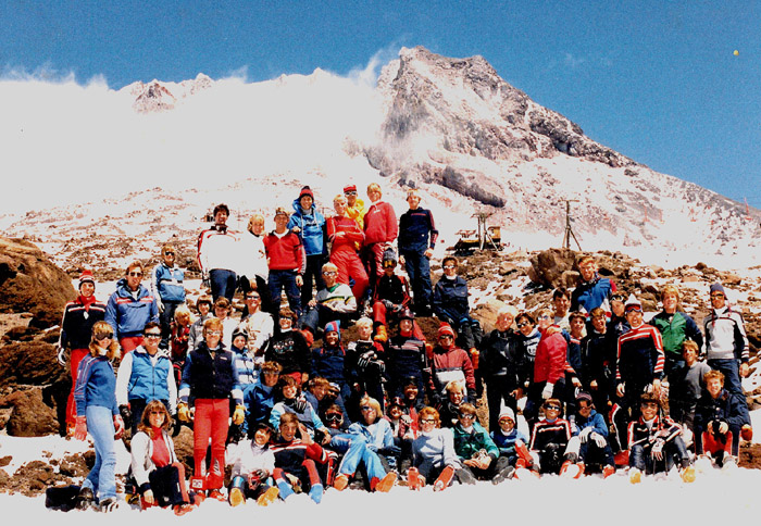 1985 camp group photo
