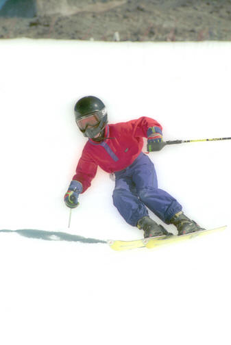Ted Ligety age 10